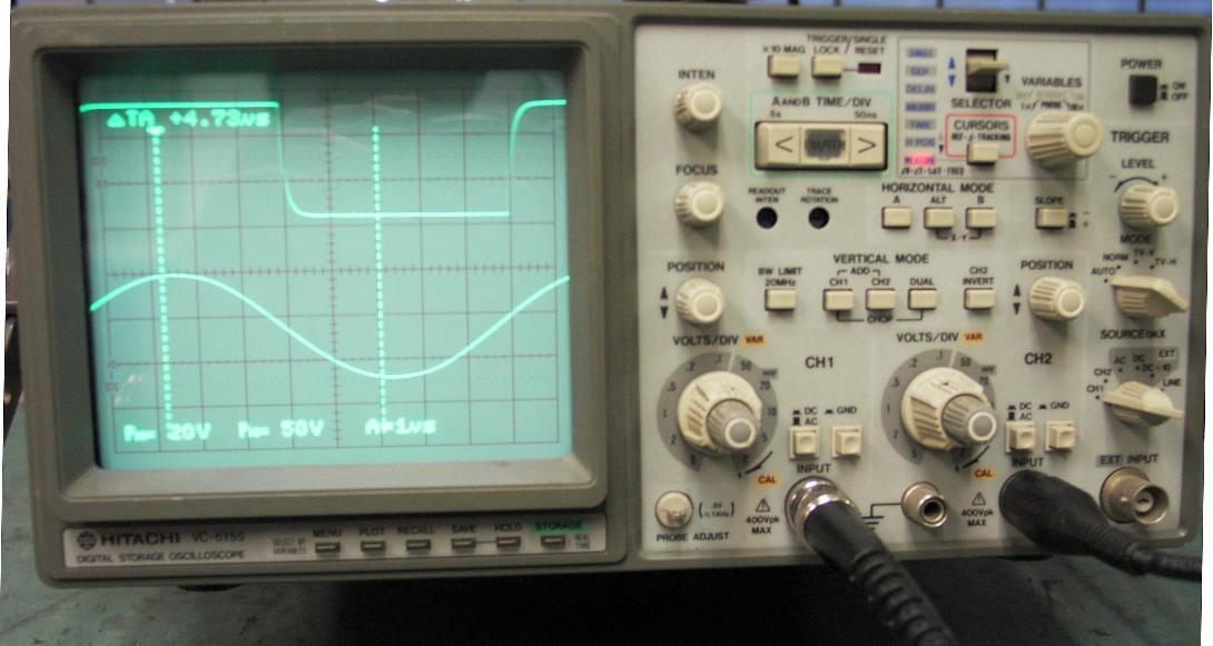 Hit Vc on Electronic Control Module