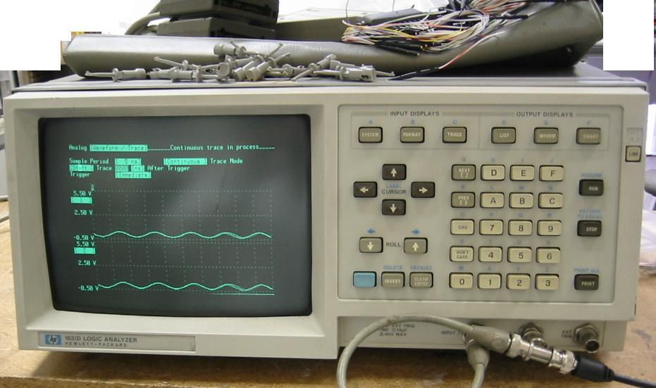 Image of Agilent-HP-1631D by Equiptek Labs, Inc